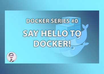 Docker #0: Let's say hello to Docker